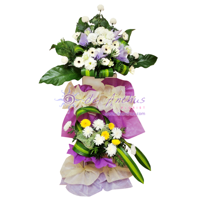 FAST DELIVERY ! Send Flowers to Nirvana Memorial Center Sg Besi, KL ...