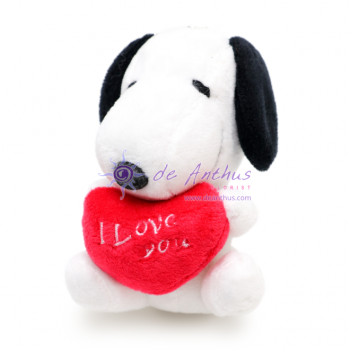 """Add On - 4.5"""" Snoopy White"""