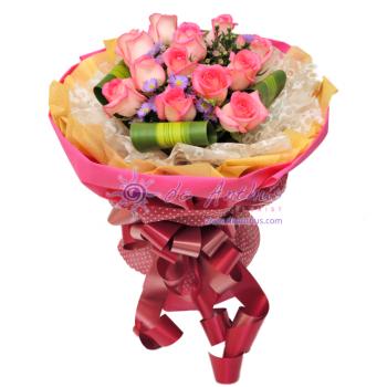 Damansara Rose Bouquet