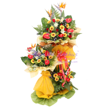 Mont Kiara Grand Opening Flowers