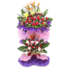 Puchong Grand Opening Congratulations Flowers