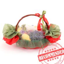 Elegant Fresh Fruits Basket