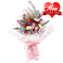 Mother's Day Mix Flower Bouquet