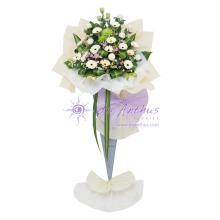 Subang Jaya Condolence Wreath Flowers