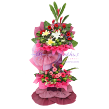 Shah Alam Grand Opening Congratulations Flowers