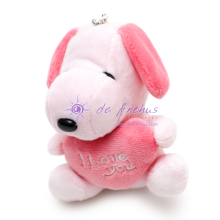 "Add On - 4"" Snoopy Pink"