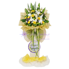 Gui Yuan Condolence Wreath Flowers