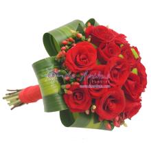 Glenmarie Rose Bridal Bouquet