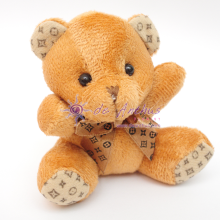 "Add On - 3.5"" Bear with Bow"