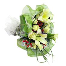 Lily & Rose Bridal Bouquet