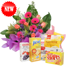 Flower & Nutri Basket