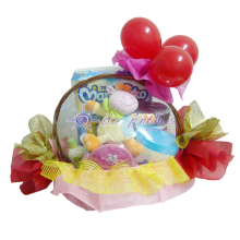 New Born Gift Basket