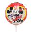 "Add On - 9"" Kiss Kiss Foil Balloon"