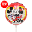"Add On - 9"" Kiss Kiss Foil Balloon"