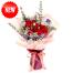 Rose & Eustoma Bouquet