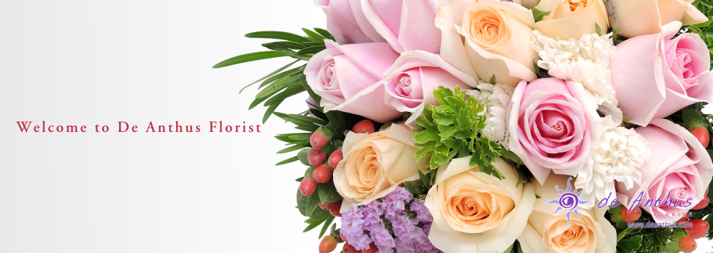 Welcome to De Anthus Florist